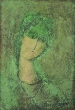 The green portrait