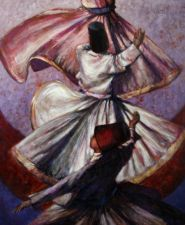 Love of Whirling Dervish